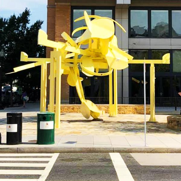 David Black Liftoff Sculpture Featured Photo