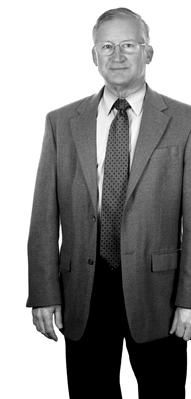 Black and White image of the founding partner of Schaefer, Steve Schaefer.