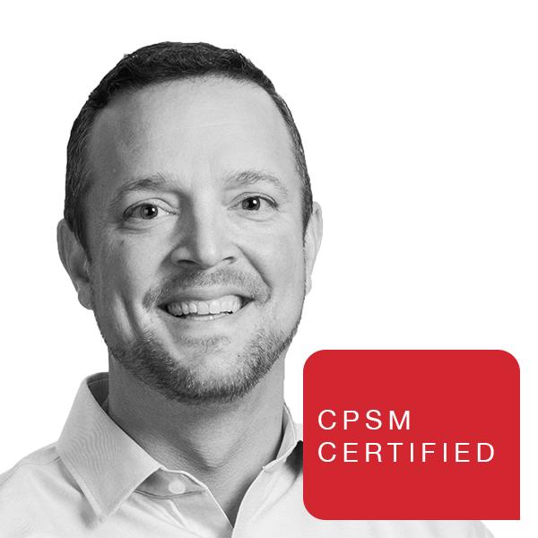 Staff Spotlight: Ryan Konst Receives CPSM