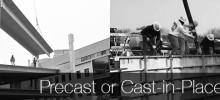 Parking Structure Options: Precast vs. Cast-in-Place