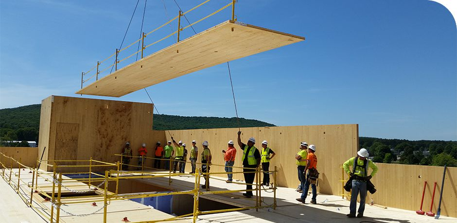 Cross Laminated Timber The Future Of Wood Construction