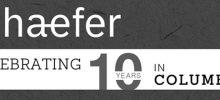 Schaefer Columbus Celebrates 10th Anniversary