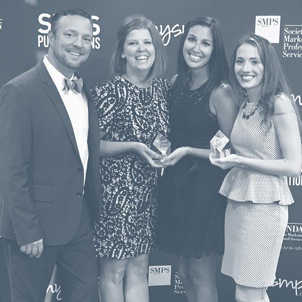 SMPS Merit Award Winner for Schaefer Marketing Initiatives