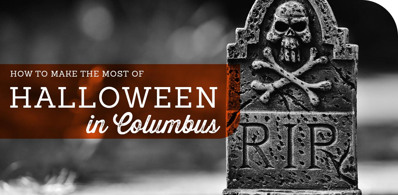How to make the most of Halloween in Columbus blog post