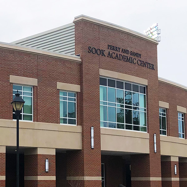 Ohio University Perry and Sandy Sook Academic Center Featured Photo