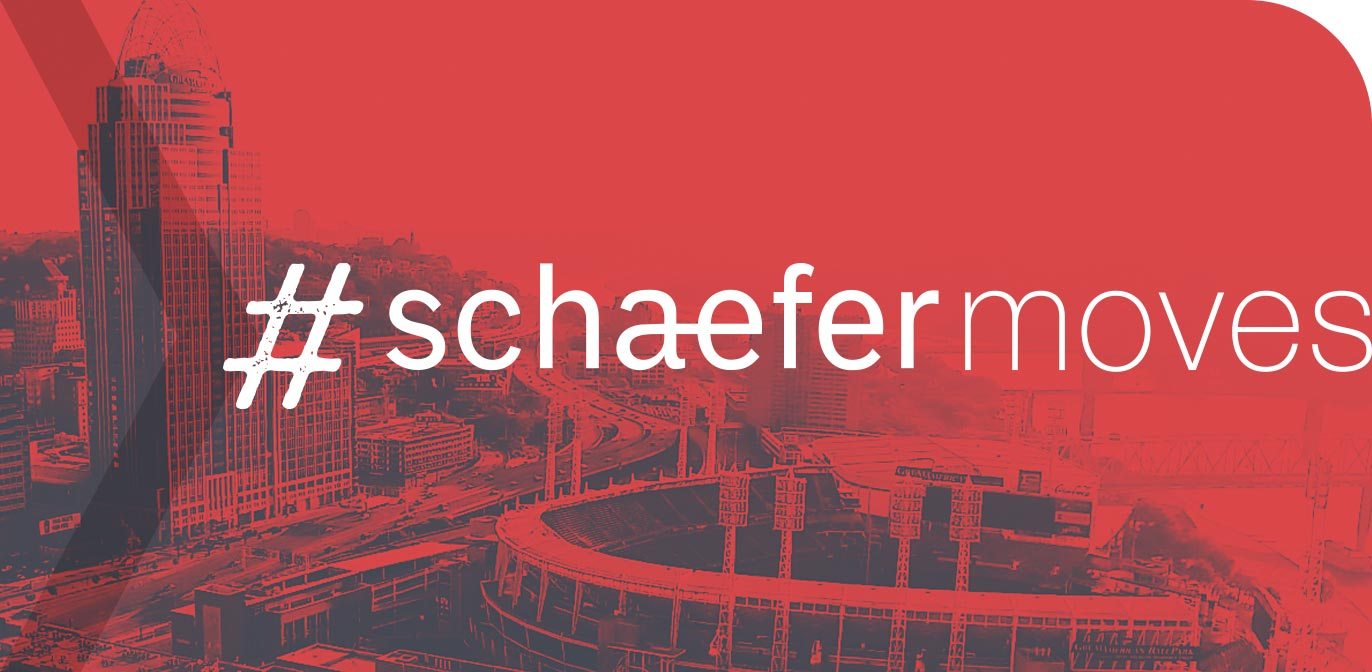 Schaefer Moves new office announcement blog