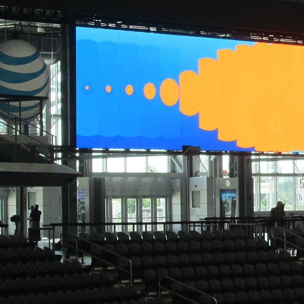 Dallas Cowboys AT&T Stadium Flash Mob Video Display | Arlington, Texas