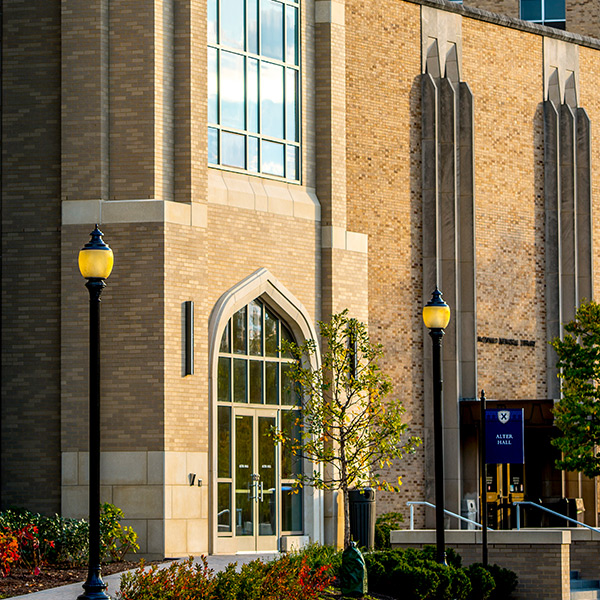 Xavier University Alter Hall | Cincinnati, Ohio