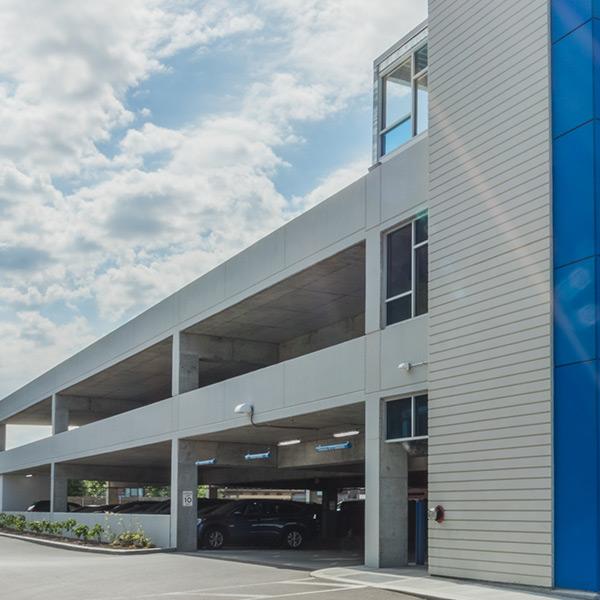 Anthem Blue Cross and Blue Shield Parking | Oakley, Ohio