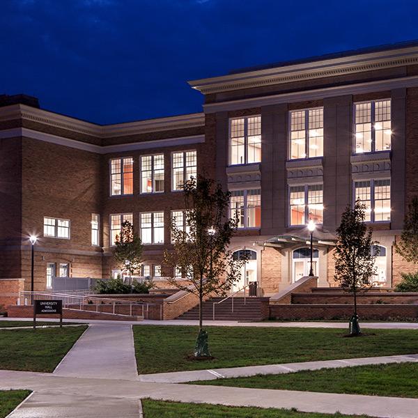 Bowling Green State University University Hall | Bowling Green, Ohio