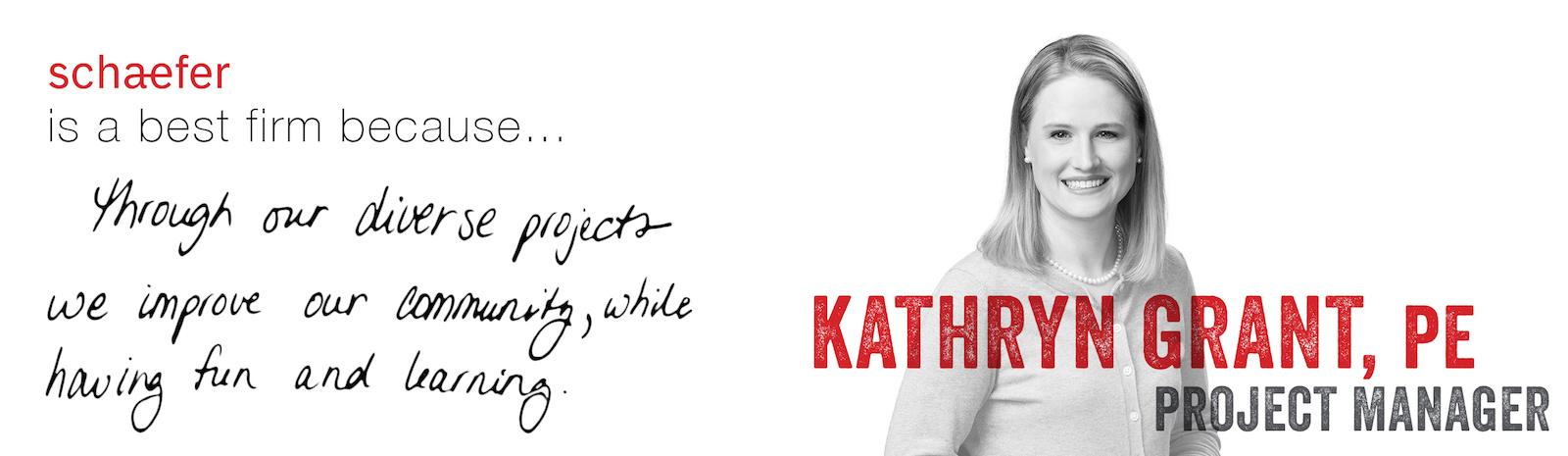Careers Testimonial - Kathryn Grant
