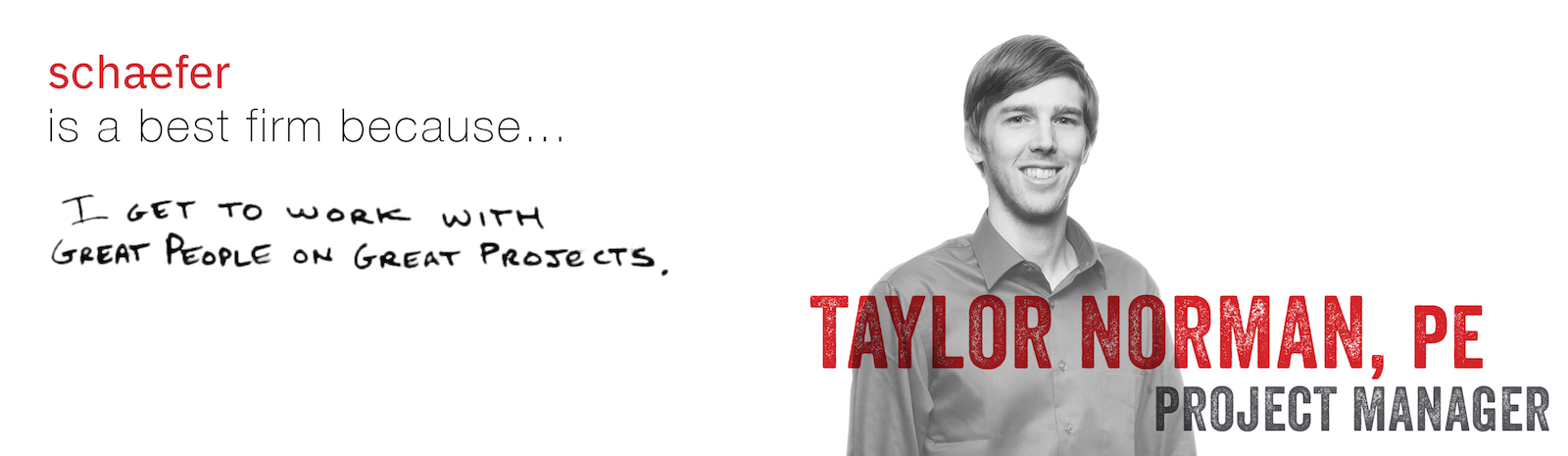 Careers Testimonial - Taylor Norman
