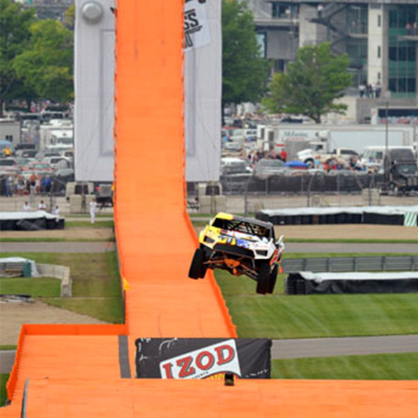 Hot Wheels Fearless at the 500 | Indianapolis, Indiana