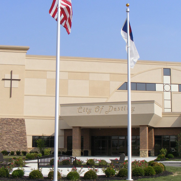 Inspirational Baptist Church | Forest Park, Ohio