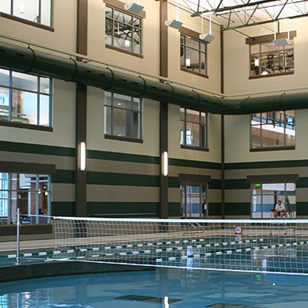 Marshall University Campus Recreation Center | Huntington, West Virginia