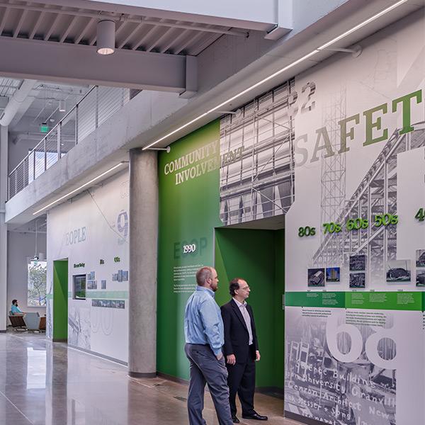 Messer Construction Co. Corporate Support Office | Cincinnati, Ohio
