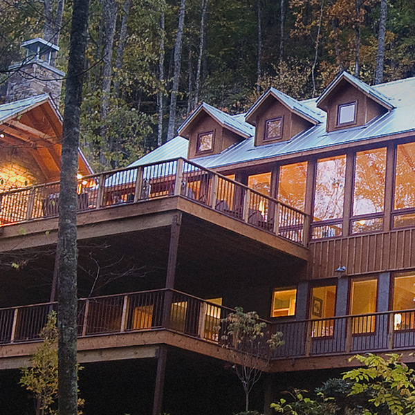 Mountain House | North Carolina
