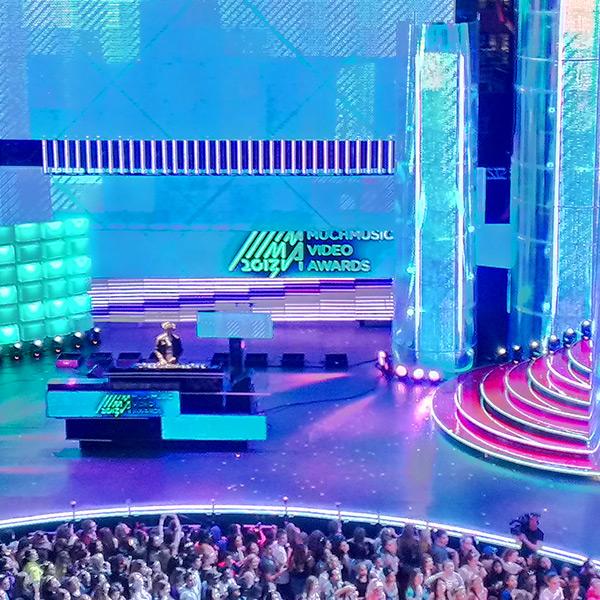MuchMusic Video Awards 2012 | Toronto, Canada