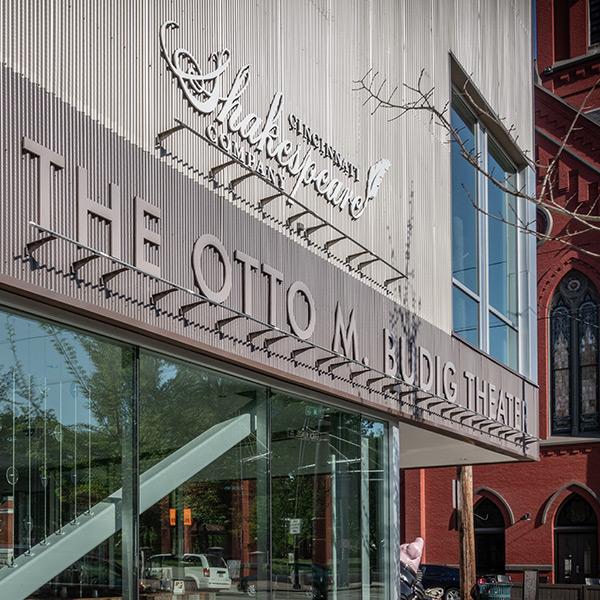 Otto M. Budig Theater | Cincinnati, Ohio