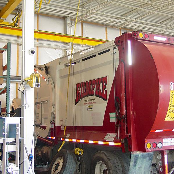 Rumpke Building 1 Truck Maintenance Facility | Colerain Township, Ohio