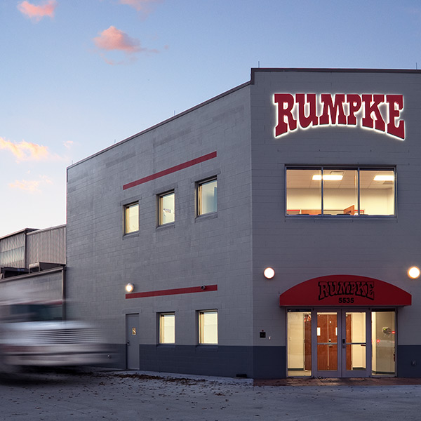 Rumpke Materials Recycling Facility | St. Bernard, Ohio