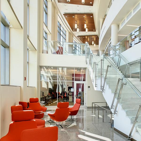 Xavier University Michael J. Conaton Learning Commons | Cincinnati, Ohio