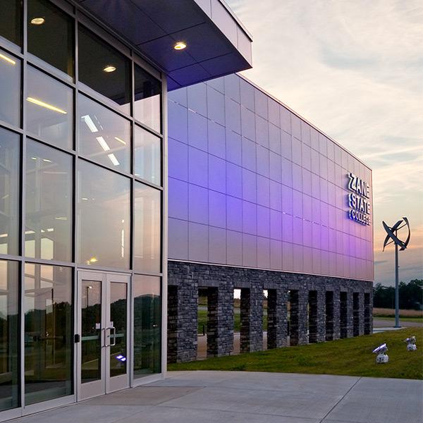 Zane State College Advanced Science + Technology Center | Zanesville, Ohio