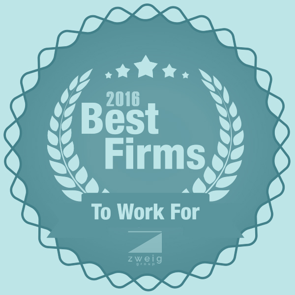 Schaefer Nationally Ranked as 2016 Best Firm to Work For