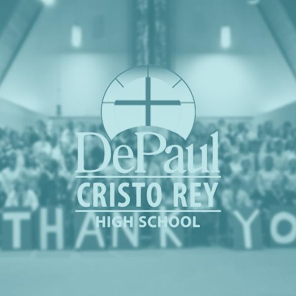 DePaul Cristo Rey High School Comes to Schaefer