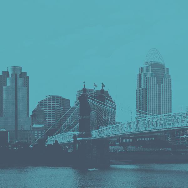 My Year Exploring Cincinnati