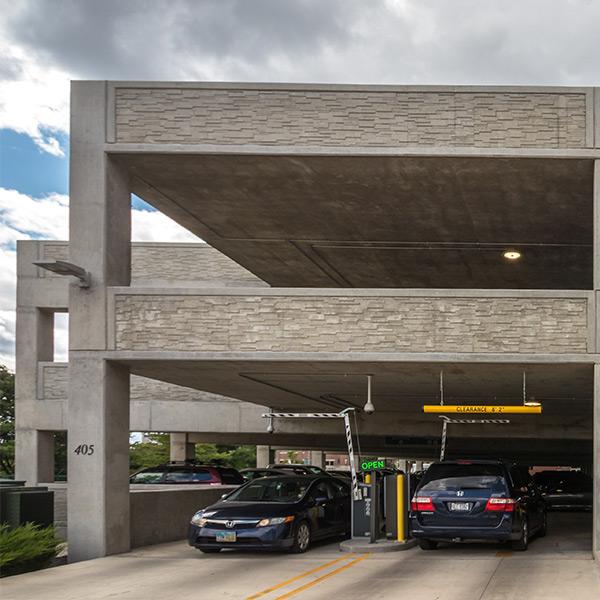 Water Street District Parking | Dayton, Ohio