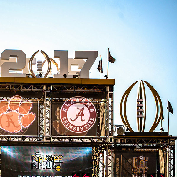 College Football Playoff Concert Series | Tampa, Florida