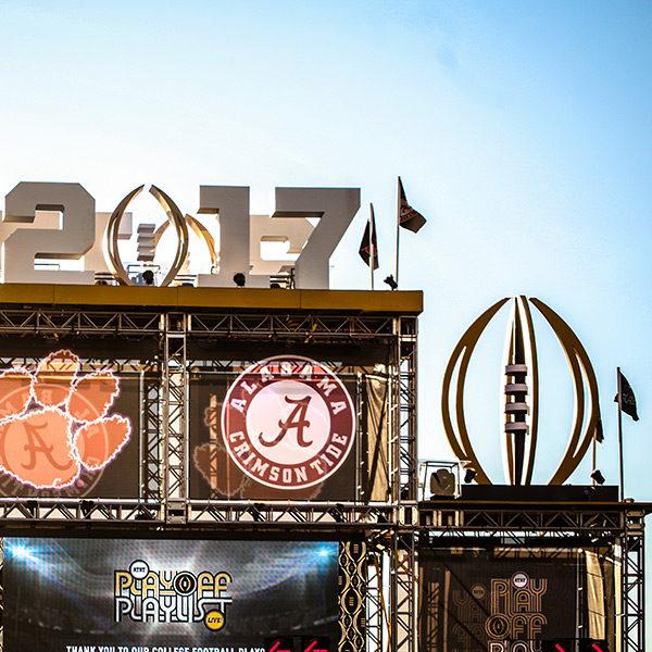 College Football Playoff Concert Series | Tampa, Florida