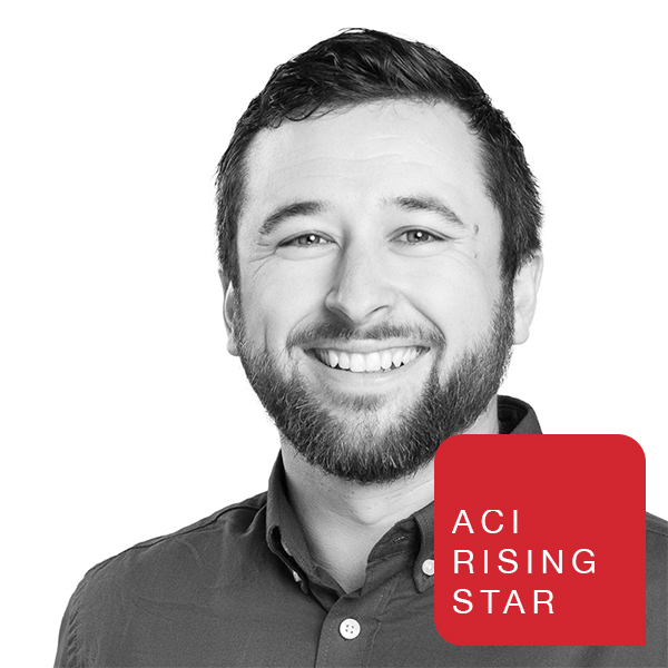 Geoff Ryan Recognized with ACI Rising Star Award
