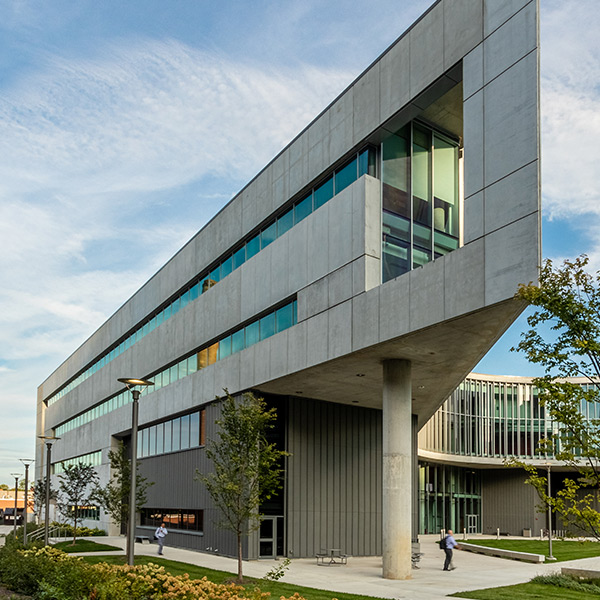 University of Cincinnati Health Sciences Building | Cincinnati, Ohio