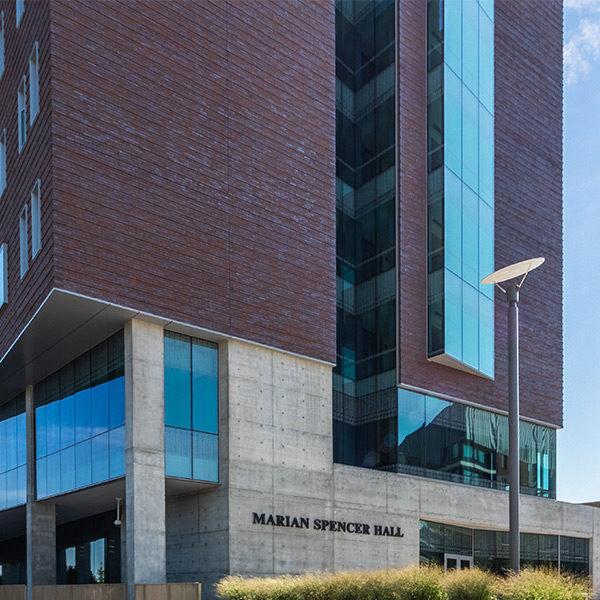 University of Cincinnati Marian Spencer Hall | Cincinnati, Ohio