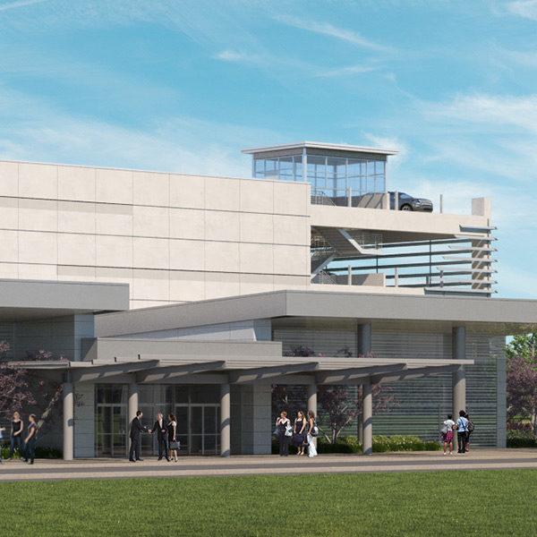 John Glenn Columbus International Airport Consolidated Rental Car Facility (ConRAC) | Columbus, Ohio