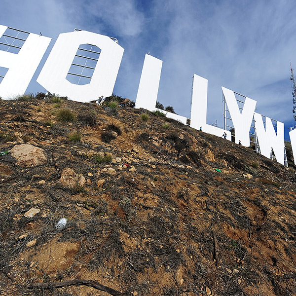 Hollywood H Featured Photo