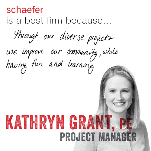 Kathryn Grant Project Manager Best Firm Testimonial