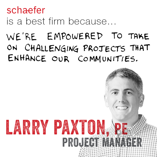 Larry Paxton Project Manager Best Firm Testimonial