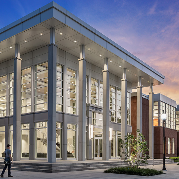 University of Findlay Center for Student Life + College of Business | Findlay, Ohio
