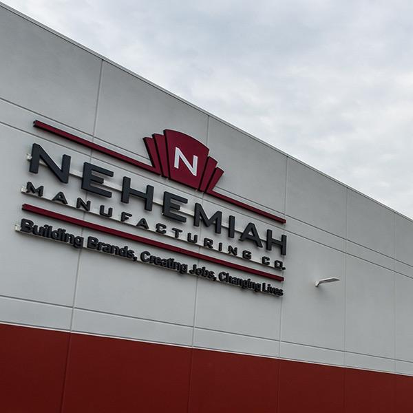 Nehemiah Manufacturing Cincinnati Ohio