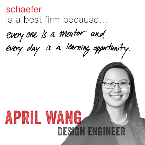 April Wang Schaefer Best Firm Testimonial