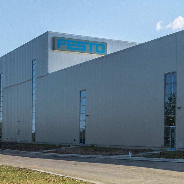 Festo Regional Service + Manufacturing Center | Mason, Ohio