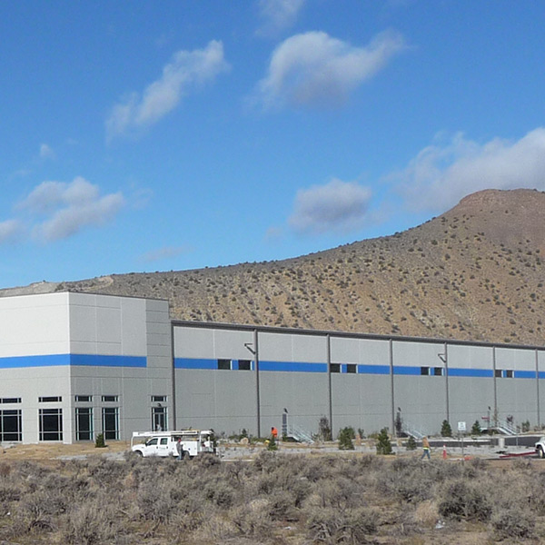 SanMar Distribution Center | Spanish Springs, Nevada