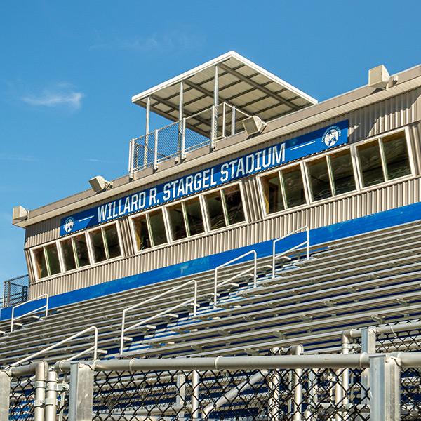 Williard R. Stargel Stadium Cincinnati Ohio Featured Photo