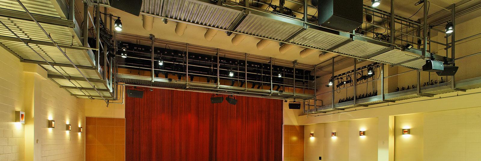 Theatre Rigging Design Entertainment Schaefer