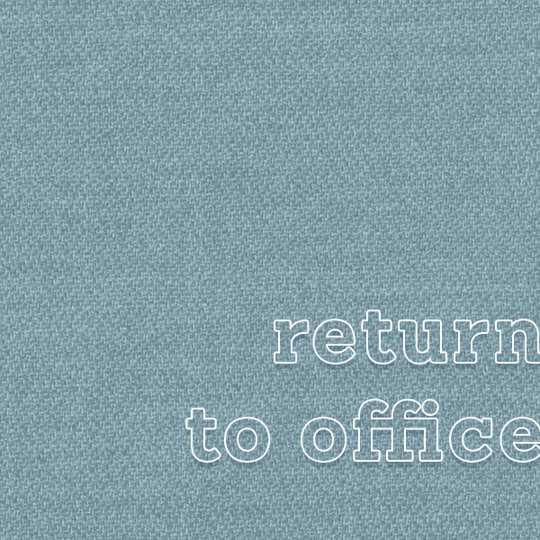 Return To Office Featured Photo