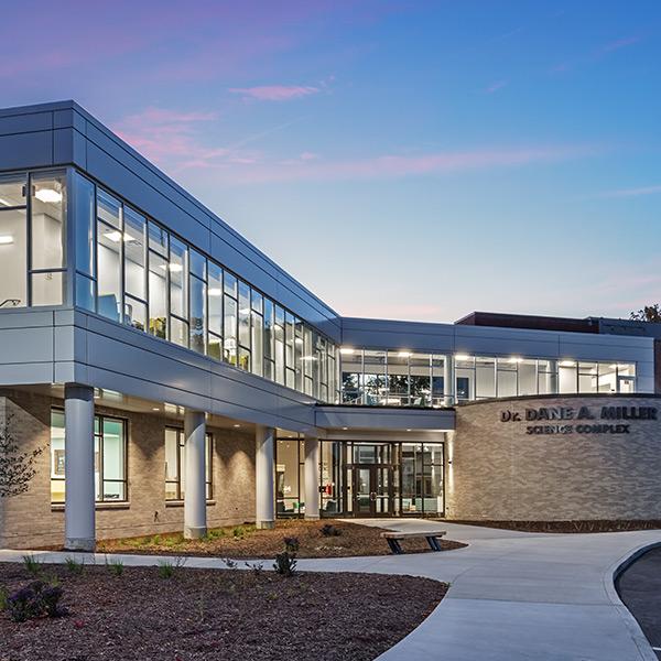 Grace College Dr. Dane A. Miller Science Complex