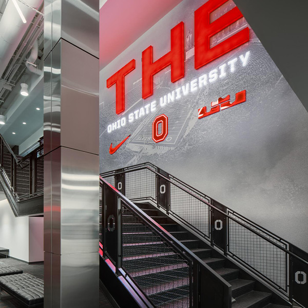 OSU Woody Hayes Athletic Center Featured Photo